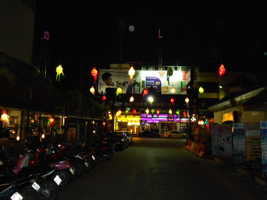 Chiang Mai Land by Night