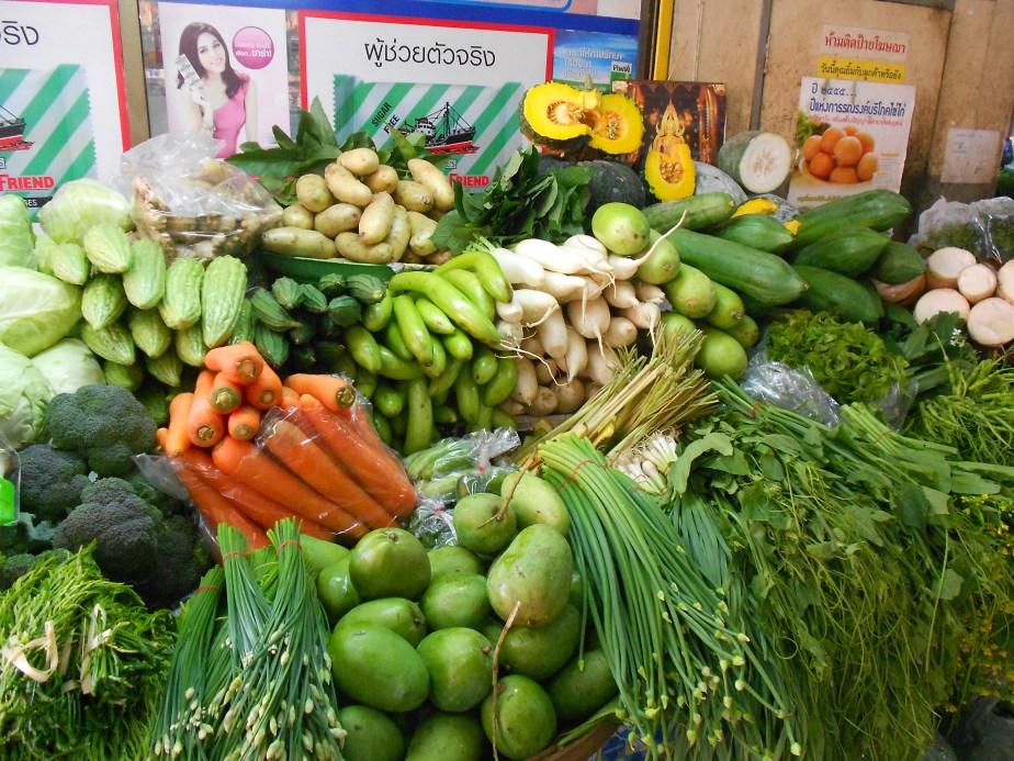 Marché Tanin de Chiangmai