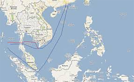 China announces strategically important Kra Isthmus Canal inThailand