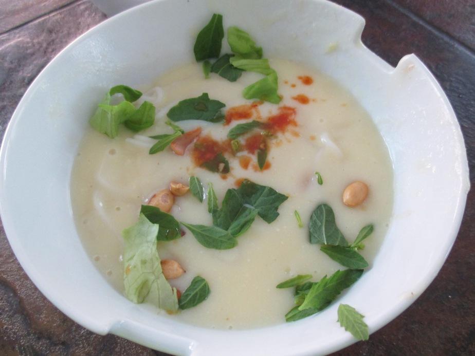 Soupe soyeuse Shan – tohubyawk