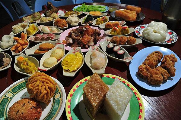 Photo: Déjeuner àTrang